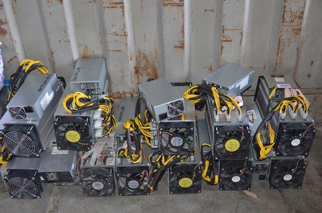 کشف ۱۵۰ دستگاه ماینر قاچاق در تبریز