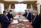 آماده هرگونه همکاری و تعامل برای توسعه مناسبات با ترکیه هستیم