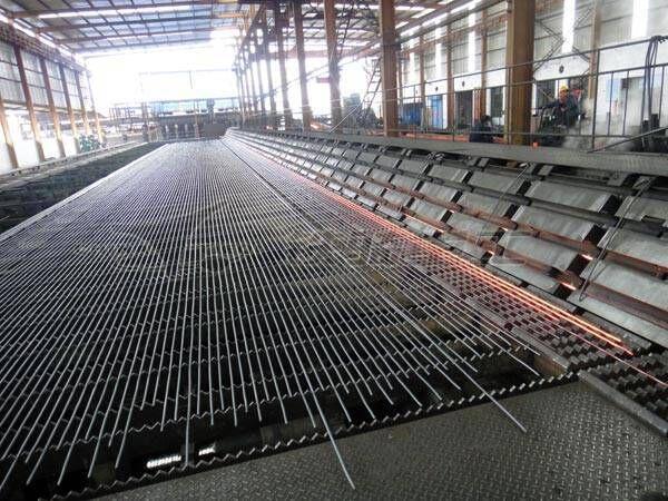 امسال ۴۵۰ هزار تن میلگرد در شرکت فولاد آذربایجان تولید میشود