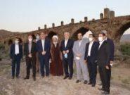 مرمت و ثبت جهانی مشترک پلهای تاریخی خداآفرین با جمهوری آذربایجان در دستور کار وزارتخانه