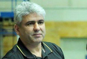 تیم والیبال زرسان تبریز بومی و جوان بسته میشود