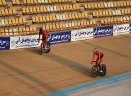 قهرمانی آذربایجان شرقی در ماده سرعت دوچرخهسواری پیست کشور