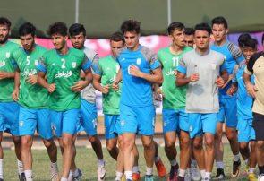 پنج بازیکن فوتبال تبریز در تیم ملی امید ایران