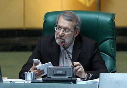 توضیحات مهم لاریجانی درباره سهیمهبندی بنزین، یارانه پنهان و مالیات