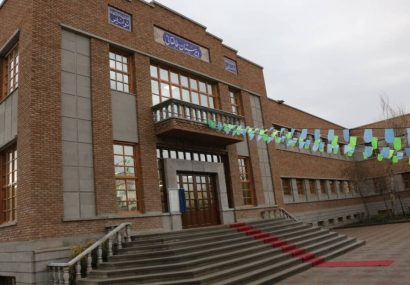 بهرهبرداری از طرح بازسازی دبیرستان تاریخی طالقانی تبریز
