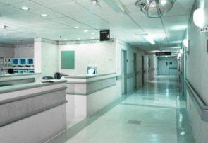 مسائل مالی حتی در بیمارستانهای دانشگاهی هم خودشان را نشان میدهند