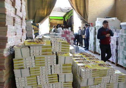 ۳۵۴هزار جلد کتاب آموزش شهروندی در نواحی پنجگانه آموزش و پرورش تبریز توزیع شد