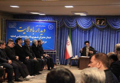 وحدت و همدلی، محور فعالیتهای شهرداری و شورای شهر تبریز باشد