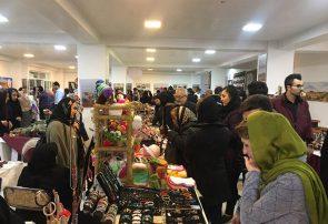 تکاپوی هنر و صنایع دستی در نمایشگاه نگارخانه عینالی