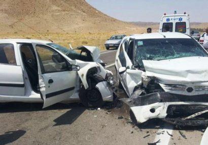 واژگونی خودروی سواری در تبریز ۲ کشته برجا گذاشت