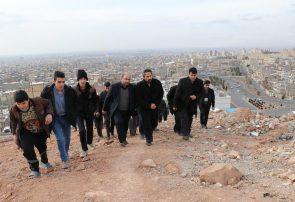 ساماندهی سکونتگاه های غیررسمی، همچنان در دستور کار شهردار تبریز