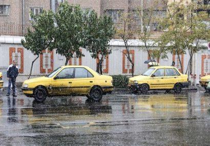 مشکل کمبود تاکسی ها در موقع بارش برف برطرف می شود/ افزایش خودخواسته کرایه تاکسی، ممنوع است