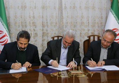 تفاهمنامه کنترل و کاهش آسیبهای اجتماعی در محلات حاشیهنشین تبریز منعقد شد