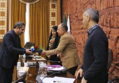 شهردار تبریز لایحه بودجه سال ۹۹ را تقدیم شورای شهر کرد