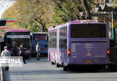 بازگشت ۲۰ دستگاه اتوبوس به ناوگان حمل و نقل عمومی تبریز