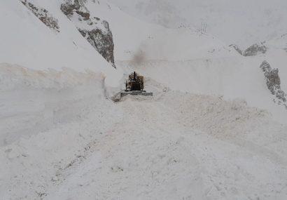 راه ارتباطی ۴۵۰ روستای آذربایجانشرقی مسدود است