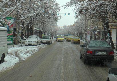 کاهش ۳۹.۵ درصدی میانگین بارش در آذربایجانشرقی