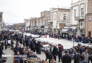 برگزاری تورهای ویژه بازارگردی در تبریز