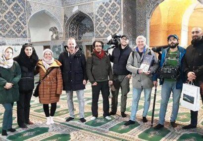 نمایش «فرهنگ و جاذبههای گردشگری تبریز» در تلویزیون ملی سوییس