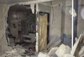 انفجار گاز در تبریز، موجب تخریب ۳ واحد مسکونی شد