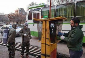 ۳۰۰ گروه بسیجی برای مقابله با کرونا به کمک مردم تبریز میآیند
