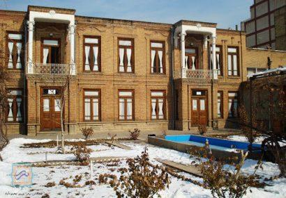 هیچگونه ساخت و ساز غیرمجاز در حریم خانه تاریخی «لالهای» صورت نگرفته است