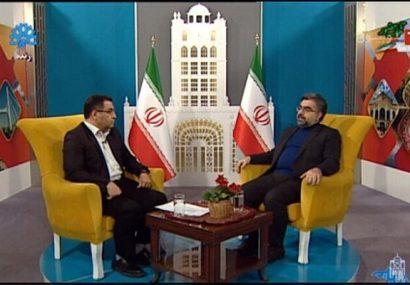 ۴۰ المان نوروزی جهت استقبال از بهار در تبریز نصب میشود