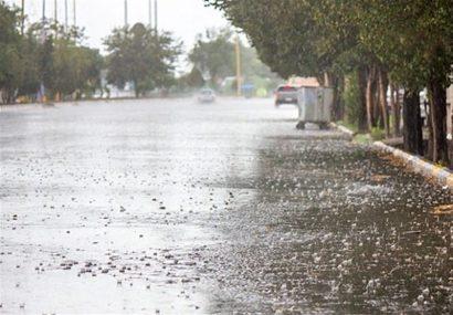 آماده باش حداکثری شهرداری تبریز برای بارشهای پیشرو