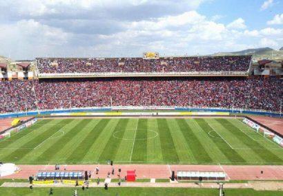 باشگاه تراکتور اجازه ورود تصویربرداران تلویزیونی به استادیوم را نخواهد داد