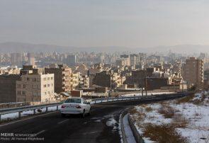 هوای تبریز در مرز آلودگی قرار دارد/ خودداری از تردد در فضای باز