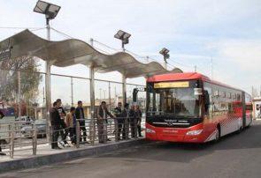 خدمات ناوگان شرکت واحد اتوبوسرانی تبریز در تمام خطوط تعطیل شد