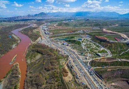 جلفا مقصد طلایی گردشگری آذربایجان شرقی است