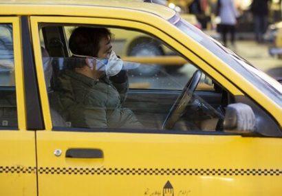 بیش از دو مسافر در صندلی عقب تاکسی ها سوار نشوند