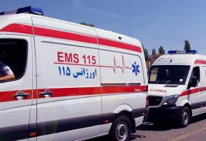 افزایش دو برابری تماس با اورژانس ۱۱۵