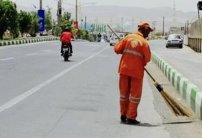 اقلام بهداشتی بین پاکبانان تبریز به طور مداوم توزیع میشود