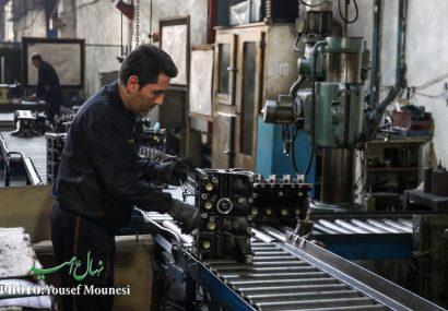 محموله شرکت سایپای آذربایجان به عراق صادر شد