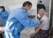 یکهزار سالمند بالای ۸۰ سال در آذربایجان شرقی واکسینه شدند