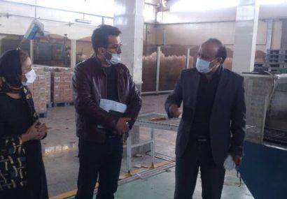 ۲ واحد صنعتی در بستان آباد از تندباد آسیب دیدند