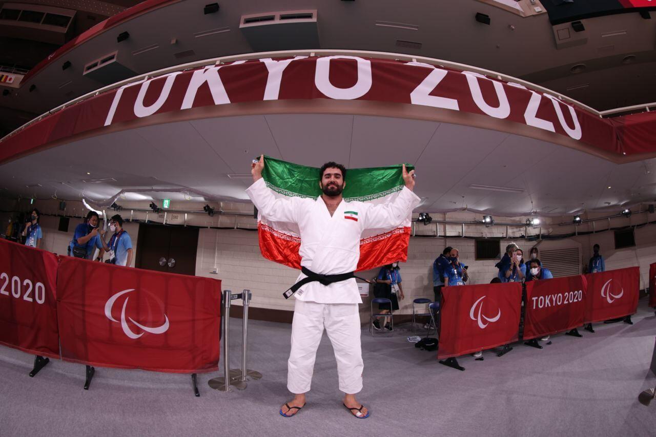 آغاز و پایان خوش رشته طلایی ایران در پارالمپیک ۲۰۲۰