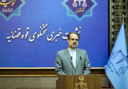 ۶ نفر در رابطه با ماجرای زندان اوین شناسایی شدند