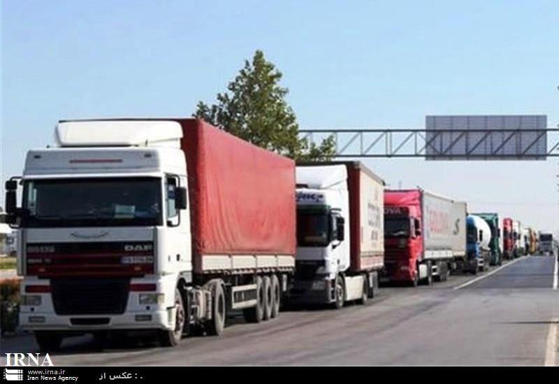 حدود ۱۰.۵ میلیون تن بار طی نیمه نخست امسال در آذربایجانشرقی حمل شد