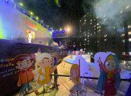 برگزاری آئین اختتامیه سی و چهارمین جشنواره بین المللی فیلمهای کودکان و نوجوانان در تبریز